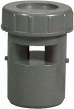Plomberie - aérateur à membrane pvc ø 40 mm