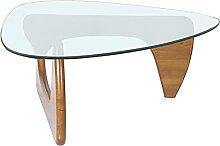 PLUY Table Basse en Bois Massif, Table de Salon