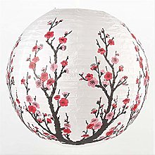 PMWLKJ Chinois Traditionnel Bambou Plum Blossom