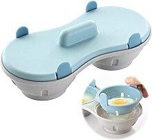 Pocheuse à œUfs Au Micro-Ondes Cuiseur à Oeufs