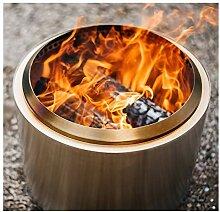 Poêle à Bois Pour Barbecue, Réchaud à Alcool
