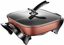 Poêle à frire électrique/Marmite électrique