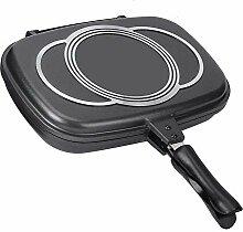 Poêle antiadhésive, casserole professionnelle à