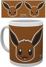 Pokemon - mug evoli face GYE-MG1101