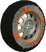 Polaire - Chaussettes neige textile pneus 195/50R18