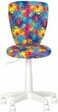 Polly splash- fauteuil, chaise de bureau pour