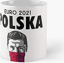 Polska Euro 2021 Art Classic T - Meilleure tasse