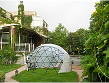 Polyvalent Serre de jardin Cottage de jardin pour