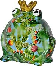 POMME-PIDOU Tirelire décorative grenouille Freddy