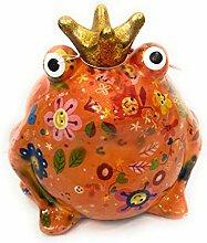 Pomme Pidou, Tirelire en céramique Roi Grenouille