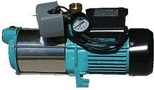 Pompe de jardin MHI1300INOX 400V, 1300 W,