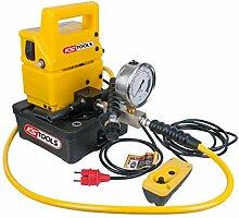 Pompe hydrau-électrique