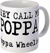 Poppa Wheelie Dirt Bike Motocross chemise drôle