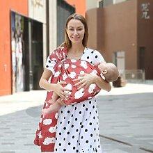 Porte-bébé bébé sacs à dos écharpe pochette