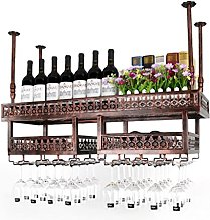 Porte-bouteilles de vin de style américain