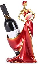 Porte-bouteilles de vin tendance et pliable en