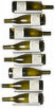Porte-bouteilles Ptolomeo Vino / Mural - H 75 cm -