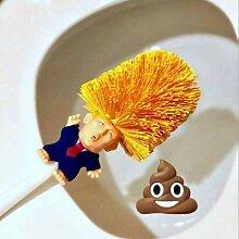 Porte-brosse de toilette Original, brosse de