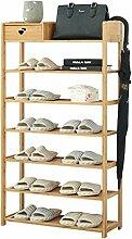 Porte-chaussures Meuble à chaussures 7 couches en
