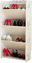 Porte-chaussures Meuble à chaussures simple 4