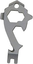 Porte-clés multi-outils 20 en 1 en acier