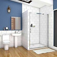porte de douche 130x190cm paroi de douche