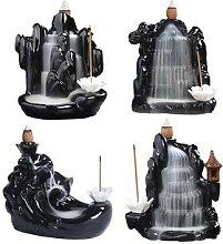 Porte-encens en céramique, 23 Styles, brûleur