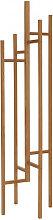 Porte-manteaux design bois massif bois massif