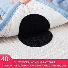 Porte-matelas pour drap de lit, 10/40 pièces,