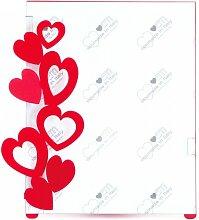 Porte-photo Hearts grand 11020 Arti e Mestieri