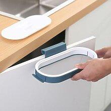 Porte-poubelle de cuisine Portable, 1 pièce,