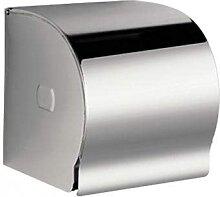 Porte-rouleaux papier WC Classique Inox à