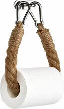 Porte-serviette en Corde de Chanvre Porte Papier