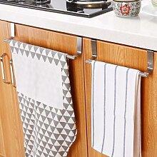 Porte-serviettes en acier inoxydable, accessoires