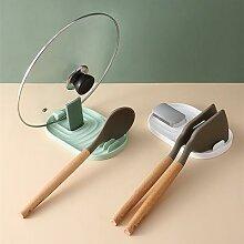 Porte-spatules de cuisine, support de fourchette