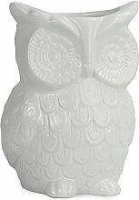 Porte-ustensiles Owl | Organisateur décoratif en