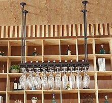 Porte-Verre à Vin Multifonction Support Pour