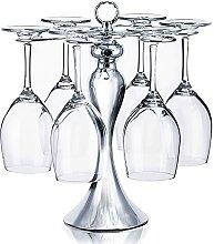 Porte-verre, support de verre à vin à