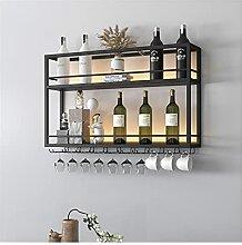 Porte-vin, armoires à vin, suspendues murales,