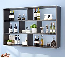 Porte-vine, meuble à vin mural, porte-vignobles