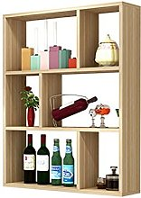 Porte-vins suspendus muraux créatifs, armoire à