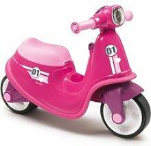 Porteur bébé scooter rose - smoby SMO721002