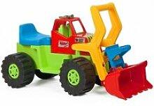 Porteur tractopelle camion enfant jouet
