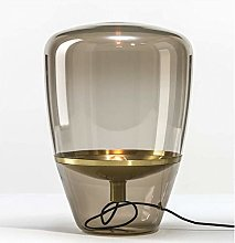 Post-moderne Creative Glass Table Lamp Retro