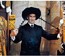 Poster Affiche Rabbi Jacob Papillote Peot Louis De