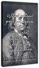 Poster de l'université Benjamin Franklin avec