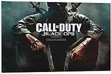 Poster Game Call of Duty Black Ops Cold War pour