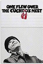 Poster sur toile avec motif du nid de coucou -