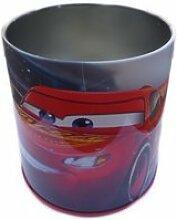 Pot a crayon en metal cars disney