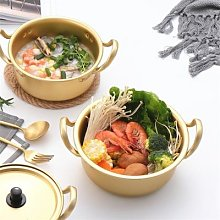 Pot à nouilles Ramen coréen en aluminium avec
